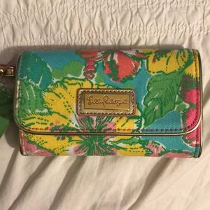 Lilly Pulitzer Bags - NWT Lily Pulitzer Wristlet
